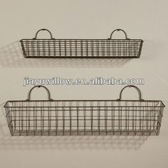 Cheap Wire Basket For Retain Wall $3~$7