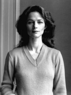 Charlotte Rampling photographed by Bettina Rheims, Charlotte Rampling, Adrienne Barbeau, Jacqueline Bisset, Woman Movie, English Actresses, French Photographers, People Photography, Best Actress, Classic Beauty