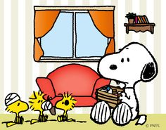 Snoopy. Charles M. Schulz.