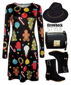 """""""Throwback to winter holidays"""" by oliverab ❤ liked on Polyvore featuring rosegal"""