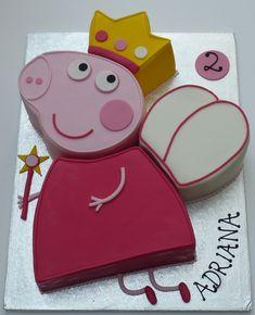 Peppa Pig Birthday Cake Pitch the birthday celebration that is definitely basic, sophisticated, and also Peppa Pig Birthday Cake, Birthday Cake Girls, 3rd Birthday, Peppa Pig Cakes, Birthday Celebration, Peppa Pig Balloons, Cumple Peppa Pig, Pig Cupcakes, London Cake