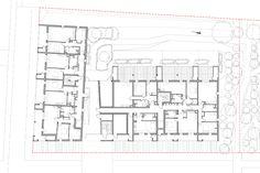 Galería de Les Patios Erdre Porterie / Jacques Boucheton Architectes - 12