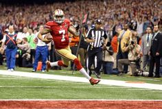 Link to article and videos | Why Colin Kaepernick Is the NFL's Most Dangerous QB