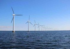 How do offshore and onshore wind farms compare?