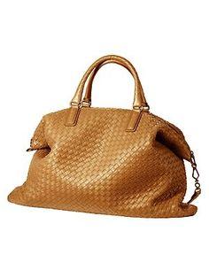 Bottega Veneta ... Convertible Bag Burned Sun Tote Purse 447348a95a15f