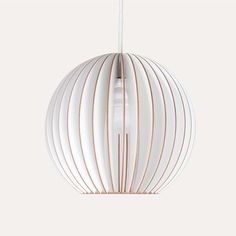 Aion Pendant Lamp White, 129€, now featured on Fab.