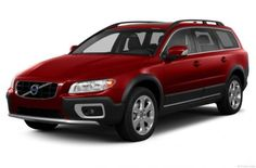 volvo xc70 2013 red - Google Search