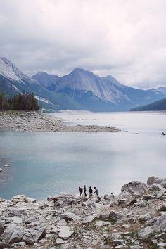 photo of Medicine Lake, Jasper National Park, Alberta, Canada, by Matt Lief Anderson. Adventure Awaits, Adventure Travel, Beautiful World, Beautiful Places, Image Nature, Wanderlust, Roadtrip, Belle Photo, Trekking