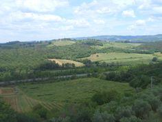 Beautiful Landscape in Tuscany...  Siena - Italy