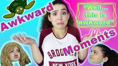Awkward Moments | Vivian King