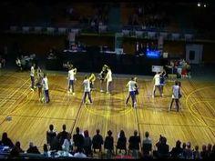 Ceroc Nationals 2009 - What team routine