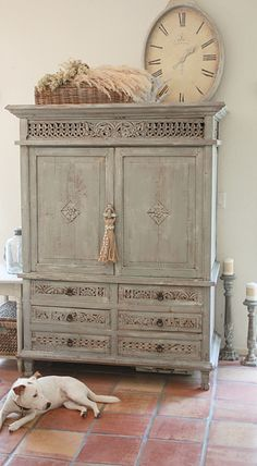 6 Harmonious Simple Ideas: Shabby Chic White Soft Colors shabby chic home ana rosa.Shabby Chic Diy Ikea shabby chic home ana rosa. Shabby Chic Kitchen, Shabby Chic Homes, Kitchen Decor, Kitchen Dining, Kitchen Tables, Kitchen Ideas, French Decor, French Country Decorating, Rustic French