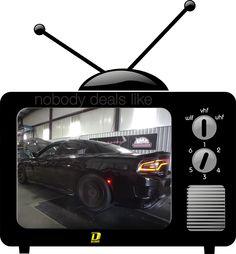 Watch The 'Dodge Charger SRT Hellcat' Hennessey HPE850 Dyno Test  #Dodge #Charger #Hellcat #Dyno #Hennessey #Dilawri #DilawriChrysler