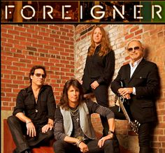 Foreigner will always be one of all time favorite bands