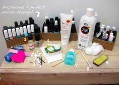 A Peek Inside My Nail Art Tool Kit: Guest Blogger #birchbox #guestblogger