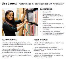 Persona Example - Lisa Jarrett