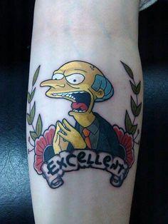 PIPOCA COM BACON Tattoos #3: 50 Imagens #PipocaComBacon #tattoo #ink #filme #series #game #tatuagem #desenho #cartoon #cartum #comics