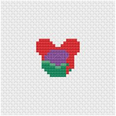 Thrilling Designing Your Own Cross Stitch Embroidery Patterns Ideas. Exhilarating Designing Your Own Cross Stitch Embroidery Patterns Ideas. Perler Beads, Perler Bead Art, Fuse Beads, Motifs Perler, Perler Patterns, Disney Cross Stitch Patterns, Cross Stitch Designs, Beaded Cross Stitch, Cross Stitch Embroidery