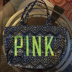 Victoria's Secret pink beach bag Victoria's Secret pink beach bag PINK Victoria's Secret Bags
