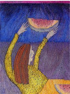 lynne curran tapestry weaver - Google Search