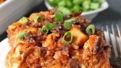 Paleo Barbecue Chicken Casserole