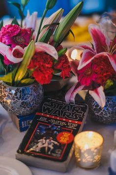 Bookworm, Star Wars Wedding -   Regina as The Photographer, LLC