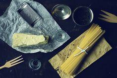 La ricetta perfetta: cacio e pepe. Spaghetti, Dairy, Cheese, Cooking, Food, Kitchen, Essen, Meals, Yemek