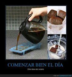 Coffee diy ice summer ideas
