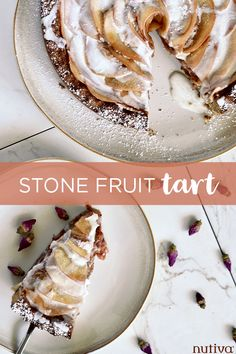 Inspired by long summer days and get togethers with friends and family, this is a simple chia jam-filled tart. #summer #summertime #dessert #tart #chiaseeds Tart Recipes, Baking Recipes, Food Truck Desserts, Delicious Desserts, Yummy Food, Summer Grilling Recipes, Sprout Recipes, Fruit Tart, Stone Fruit