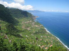 Madeira, ,Noordkust Arco de San Jorge