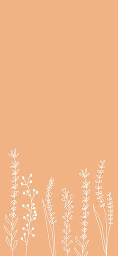 Free Minimal Floral Phone Wallpaper #free #wallpaper #iphone #floral #lineart #wildflow… in 2021 | Simple iphone wallpaper, Floral wallpaper iphone, Flower iphone wallpaper