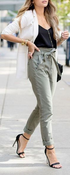 Summer workwear outfit ideas (16)