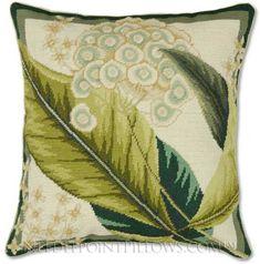 Needlepoint Designs, Needlepoint Pillows, Floral Pillows, Decorative Pillows, Colonial Williamsburg, Cotton Velvet, Cross Stitch Flowers, Toss Pillows, Botanical Illustration