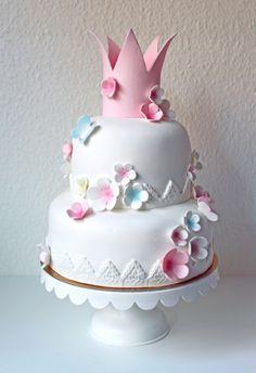 Vilmas Doptårta  -  Christening cake