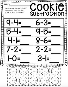 Kindergarten Math and Literacy Worksheets for December | Count ...