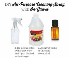 Diy Essential Oil Disinfecting Kitchen Spray The O Jays