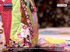 Rubrica semanal sobre Costura Criativa no Porto Canal com a participação da Riera Alta. Todas as terças-feiras no programa Grandes Manhãs. Ep 26 - Rubrica Riera…