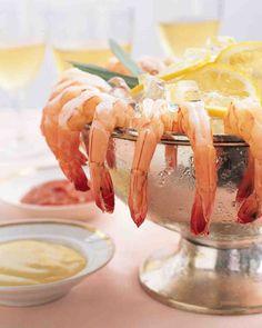 Thanksgiving Appetizers: Shrimp Cocktail