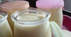 Gourmandises et Merveilles: Crème comme une Danette maison à la vanille