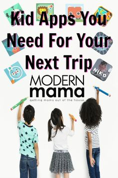 Travelling with your kids can be a huge challenge regardless of how you go about it. Whether you are flying, driving or taking a train there is always some major sitting down time. That means you are stuck trying to entertain kids who are stuck. Toddler Travel, Travel With Kids, Family Travel, Road Trip With Kids, Happy Mom, Cruise Travel, Business For Kids, Parenting Hacks, Cool Kids