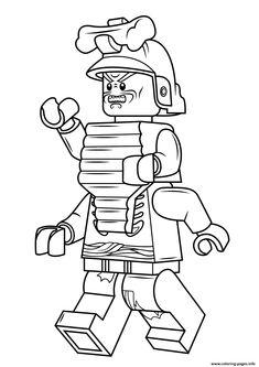 Ninjago Coloring Pages Printable Drawingboardweekly Ninjago