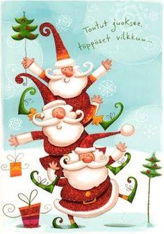 AMARNA ARTESANATO E IMAGENS: NATAL - vários ilustradores Christmas Scenes, Christmas Music, Christmas Paper, Christmas Pictures, Christmas Time, Christmas Crafts, Christmas Decorations, Christmas Ornaments, Christmas Cartoons