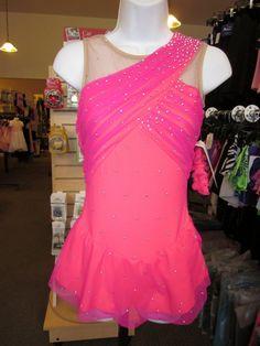 Del Arbour Beaded D83 Skating Dress