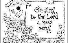 bible coloring sheets for preschoolers - 1024×600
