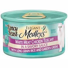 Fancy Feast Elegant Medley Chicken Tuscany 24/3oz