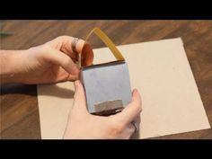 How to Make a House Out of Paper for Kids : Paper Crafts