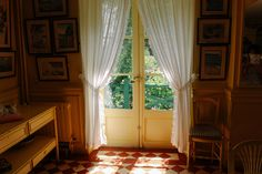thegestianpoet:   Claude Monet's home in Giverny - All Truths Wait In All Things