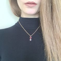 All about Ted Baker AW16 jewellery collection including this rose gold crystal necklace. Secret agents, this one is for you! Review.