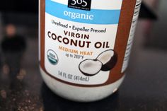 coconut-oil lice treatment ... I think this is my favorite option, so far