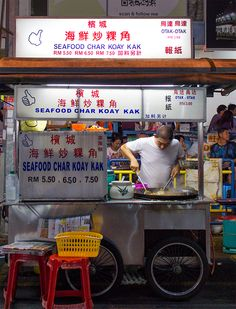 15 Best Penang Street Food Dishes - Spicyicecream